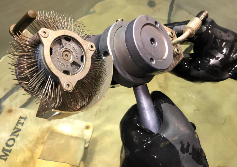 MontiPower UK, part of Cactus Industrial, will showcase the latest surface preparation technology from MONTI at SPE Offshore Europe 2019.
