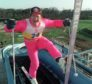 File photo dated 22-01-1992 of British Olympic ski jumper Eddie 'The Eagle' Edwards.