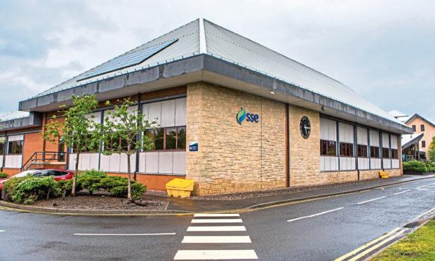 SSE's headquarters in Perth