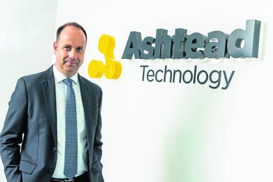 Ashtead Technology chief executive Allan Pirie   ABERDEEN, SCOTLAND - SEPTEMBER 02, 2019: Ashtead Technology Westhill Aberdeen. See Press Release from BIG  (Photo by Ross Johnston/Newsline Media)