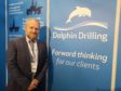 "Dolphin Drilling CEO Bjornar Iversen said the firm has had a ""rebirth"" after going debt-free and choosing Aberdeen as its international headquarters."