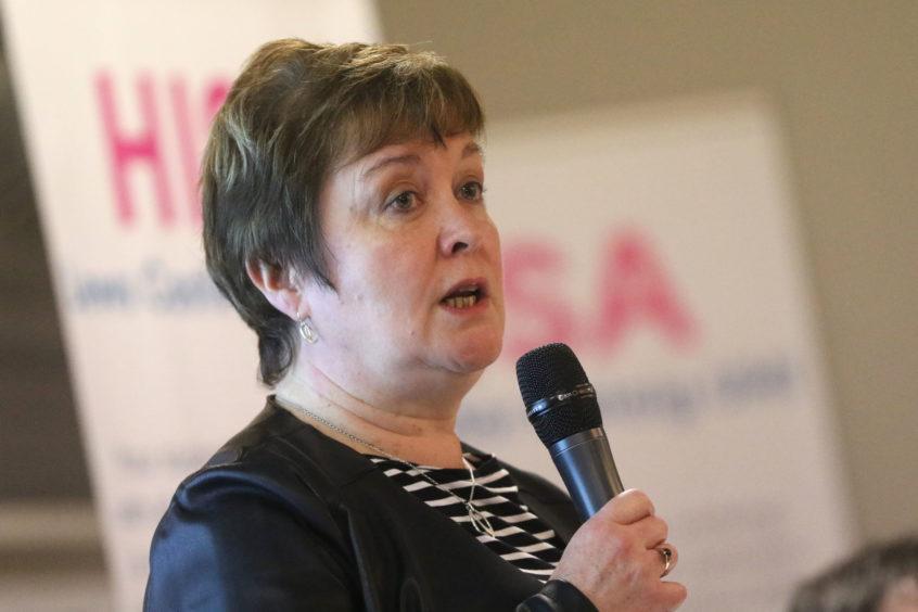 Rhoda Grant MSP. Picture: Andrew Smith