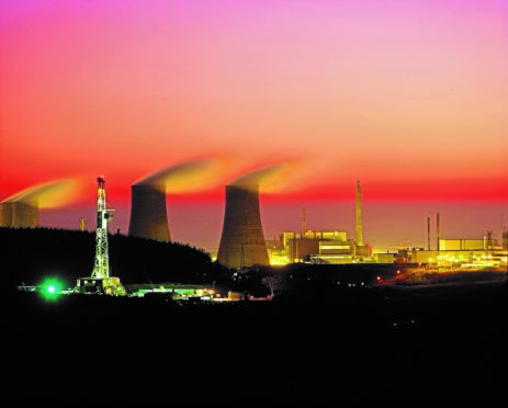 Sellafield nuclear reprocessing plant Cumbria UK. (Photo by Photofusion/Construction Photography/Avalon/Getty Images)