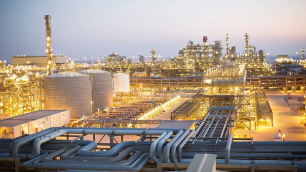 Shell infrastructure in Qatar