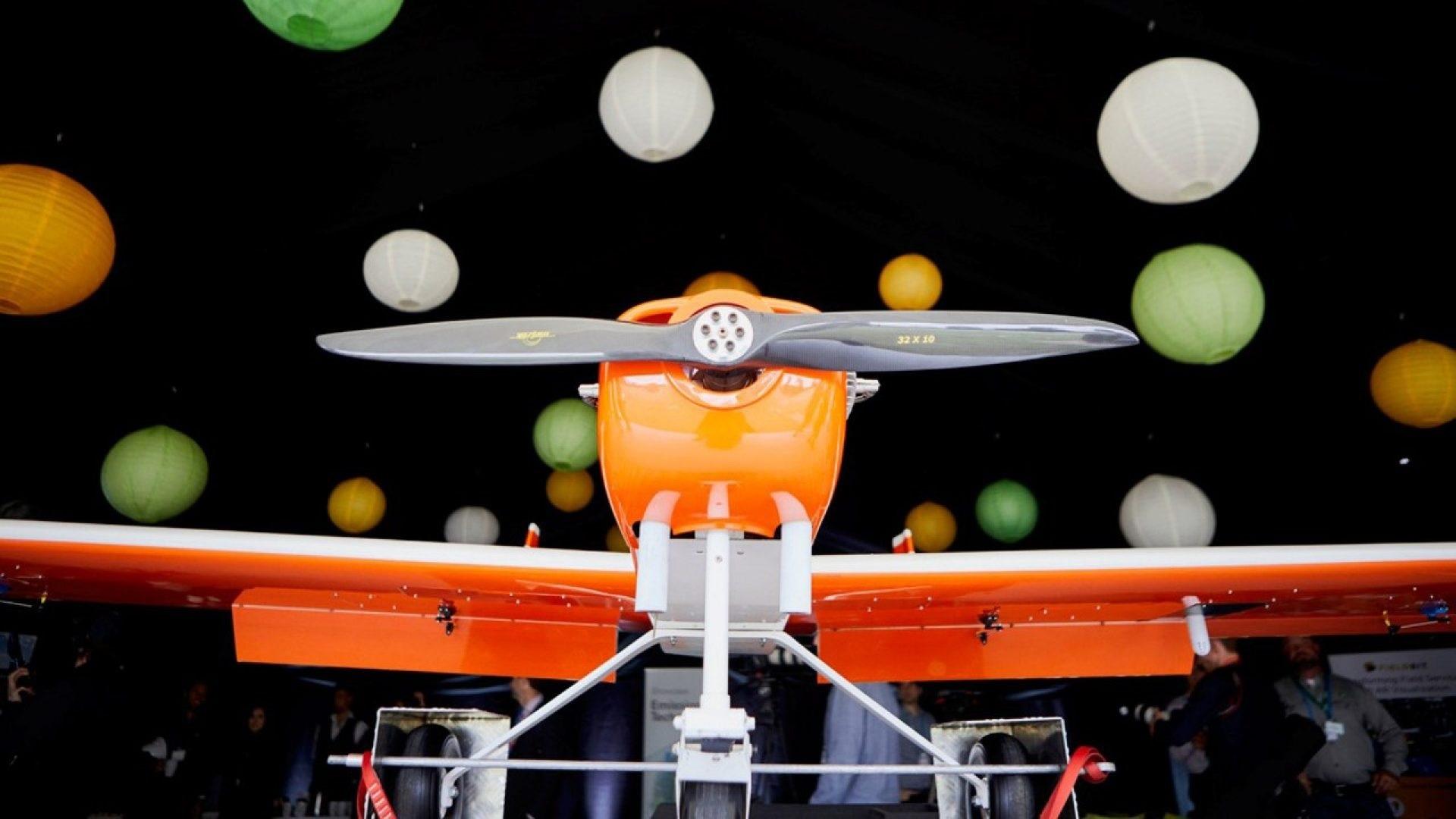 A FlyLogix drone.