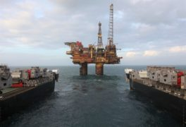North Sea fields facing swifter end to production due to oil price drop