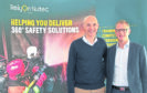 RelyOn Nutec. New MD Bob Donnelly (left) and Torben Harring, group CEO