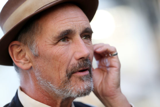 To BP or not to BP? Actor Mark Rylance ended his association with the Royal Shakespeare Company earlier this year due to its ties with the energy giant.  (Photo by Ferda Demir/Getty Images for ZFF)