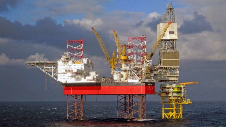Houston oilfield service company Baker Hughes and Norwegian oil giant Equinor successfully tested automated and remote-controlled systems that were recently installed aboard the Askepott, an offshore drilling rig named after the Norwegian version of the fairy tale princess Cinderella. Photo: Equinor