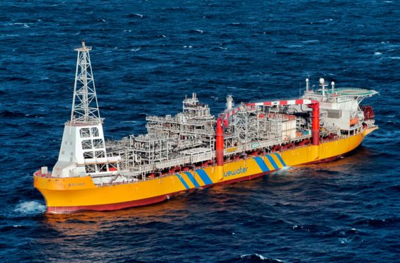The Bleo Holm FPSO