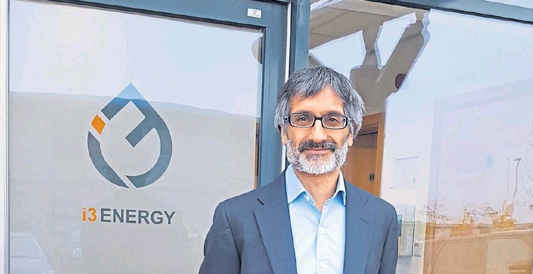 Majid Shafiq, chief executive of i3 Energy