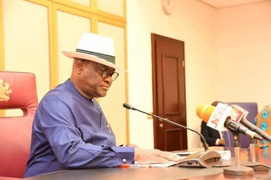 Speaking at a press conference, Governor Wike has said the state has bought SPDC's 45% share in OML 11