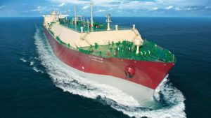 Qatar makes multi-billion dollar LNG shipbuilding splash