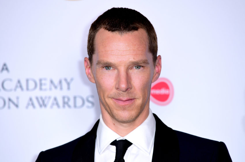 Benedict Cumberbatch. Photo credit should read: Ian West/PA Wire