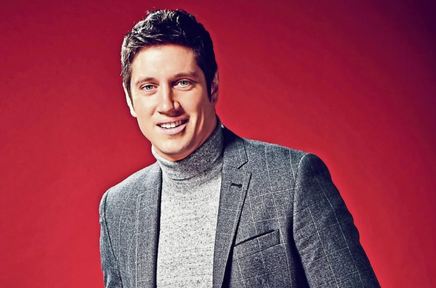 Vernon Kay will host the 2019 Energy Ball.