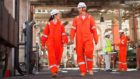 TechnipFMC is in talks about a merger of services with Halliburton.