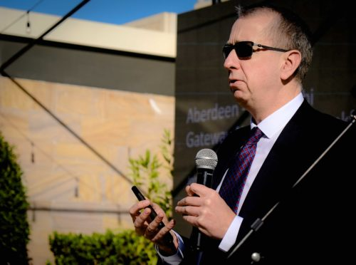 Baker Hughes' vice president engineering and technology John Kerr