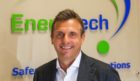 EnerMech new CEO,Christian Brown. by John Everett, 2019