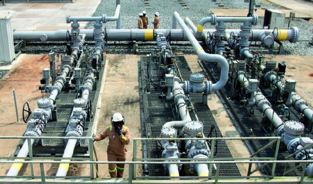 Seven Energy infrastructure under maintenance in Nigeria