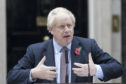 Prime Minister Boris Johnson. Rick Findler/PA Wire