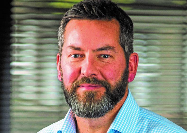 Stuart Cochrane, a Director at FWB Park Brown. @chriswattphoto