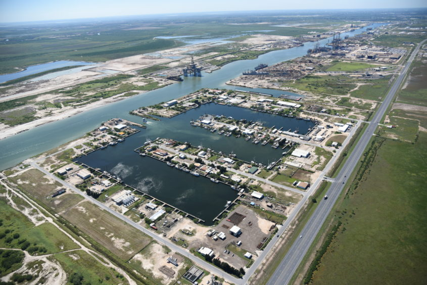 The Port of Brownsville