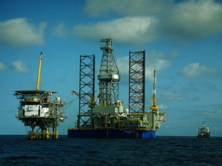 Vaalco's operations offshore Gabon