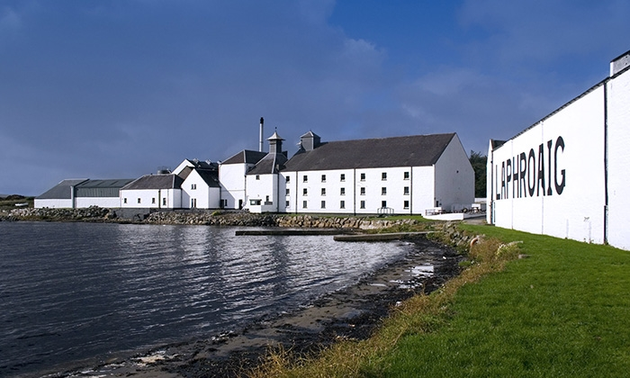 The Laphroaig Distillery, Isle of Islay (Source: VisitScotland)
