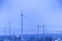 AELVSBYN 191112 - Markbygden ETT project, Europe's Largest Onshore Wind Park.Photo: Mikael Sjoberg