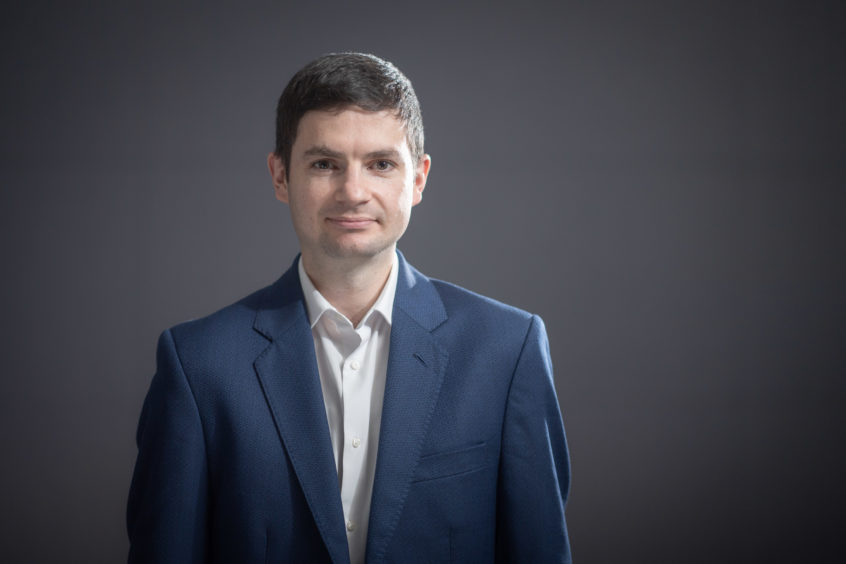 Chris Boulter, Head of Business Development, UK, Neptune Energy.