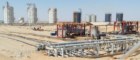 Kuwait Energy has begun drilling the ASH-3 well on Egypt's Abu Sennan licence, hot on the heels of a new gas pipeline.