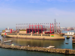 South Africa rejects Karpowership on environmental grounds
