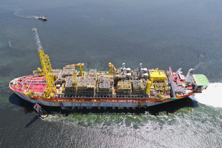 SBM Offshore Guyana