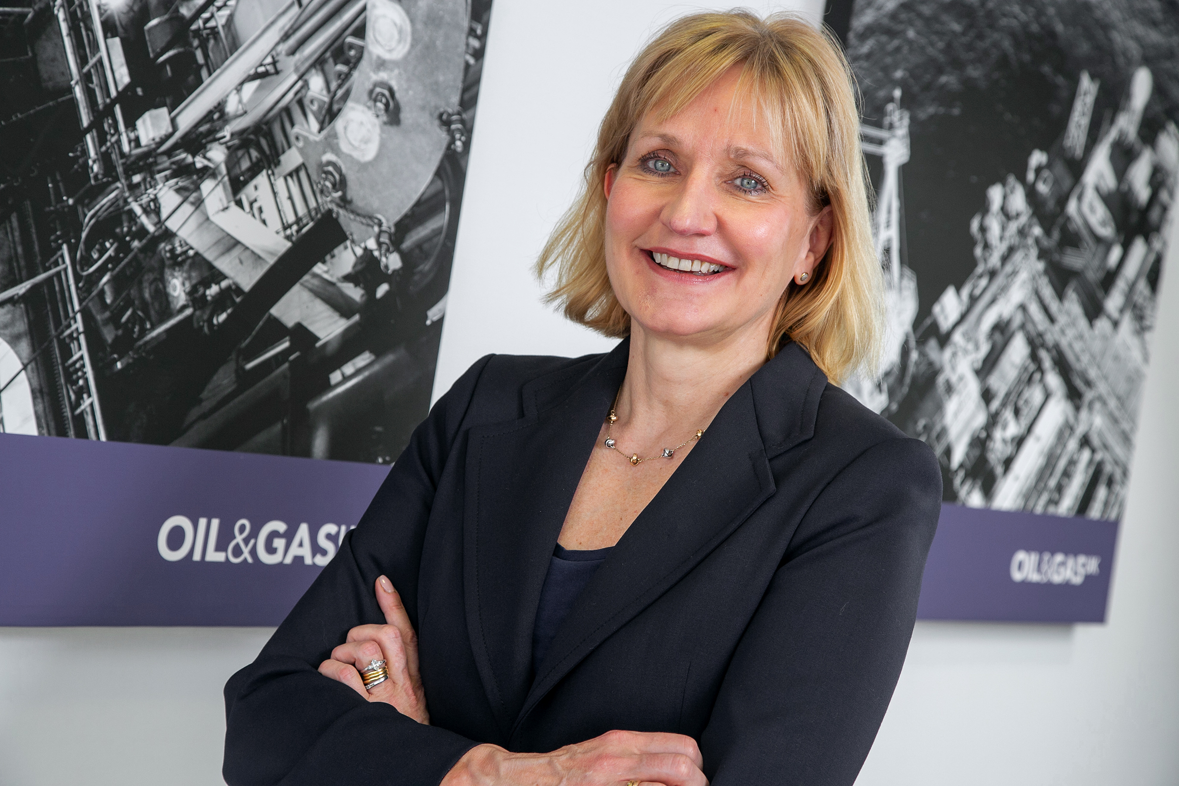 Deirdre Michie, chief executive of Oil and Gas UK