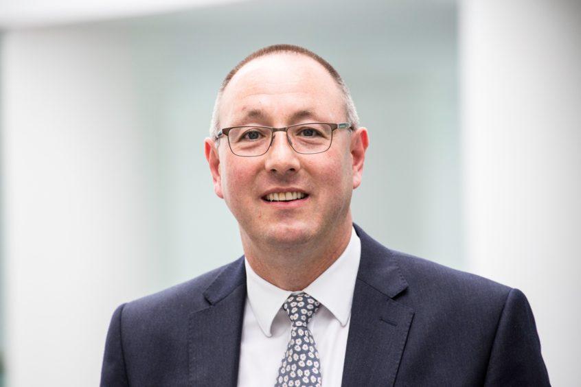 Paul de Leeuw, director of the RGU Energy Transition Institute.