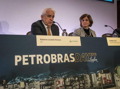 Petrobras' CEO Roberto Castello Branco