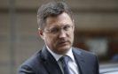 Alexander Novak, Russia's energy minister.  Photographer: Stefan Wermuth/Bloomberg
