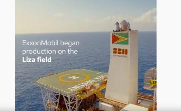 Liza Destiny. Pic: ExxonMobil