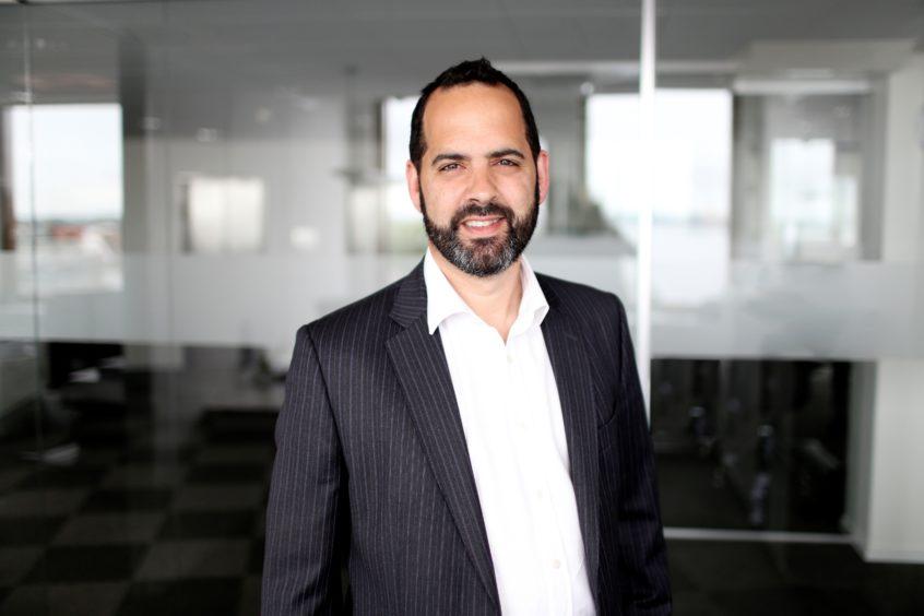 Greg Herrera, EV Private Equity.