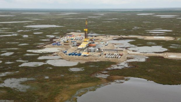 North Komsomolskoye is a conventional onshore oil and gas field located in Western Siberia in Russia. (Photo: Natalia Ermakova)