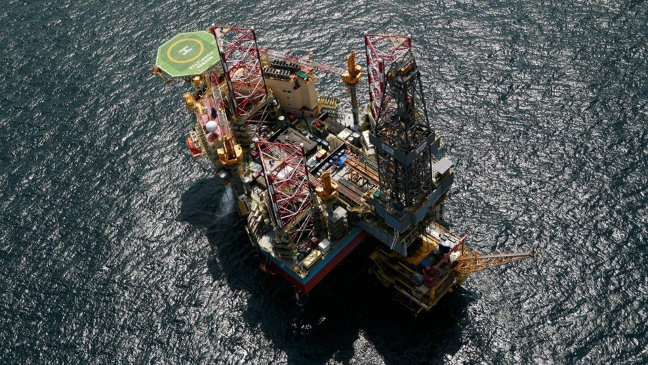 Foresight Drilling sold the Dynamic Vision rig, while Maersk Drilling offloaded its Maersk Completer (pictured)
