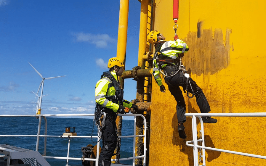 Pict Offshore has developed a motion compensated personnel hoist for use in the demanding offshore environment.