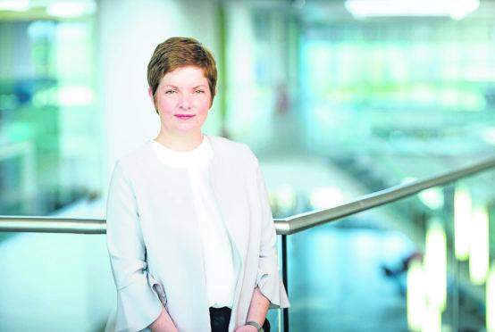 Audrey Maciver, director of energy and low carbon at HIE.  Credit Tim Winterburn.