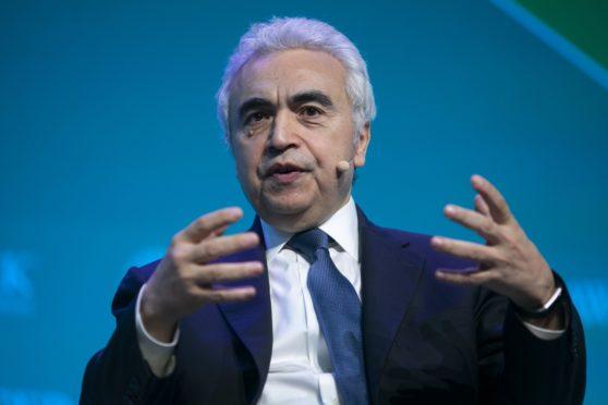 Fatih Birol, executive director of the International Energy Agency (IEA).
