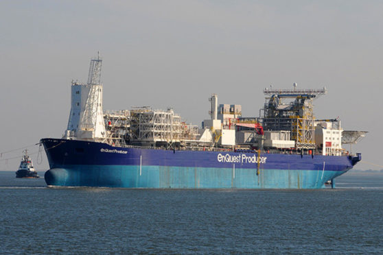 EnQuest has already announced plans to shut down the EnQuest Producer FPSO