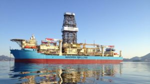 Maersk Drilling wins $30m deal with Total for Angola campaign