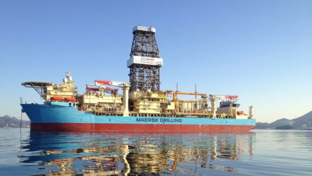 The seventh-generation Maersk Voyager