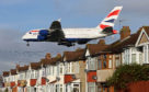 BA is making all its flights within the UK carbon neutral from Wednesday.