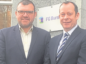 successful year: Jonathan Nesbitt, left, and Graeme Nisbet of FG Burnett