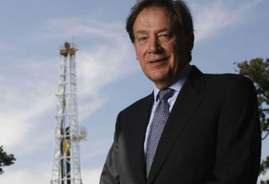 Schlumberger CEO and Chairman Andrew Gould at company's U.S. headquarters in Sugar Land on Wednesday September 27, 2006 in Sugar Land, TX.